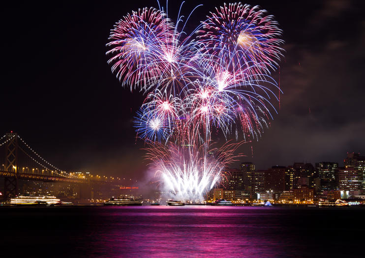 Ways to Celebrate New Year's Eve in San Francisco