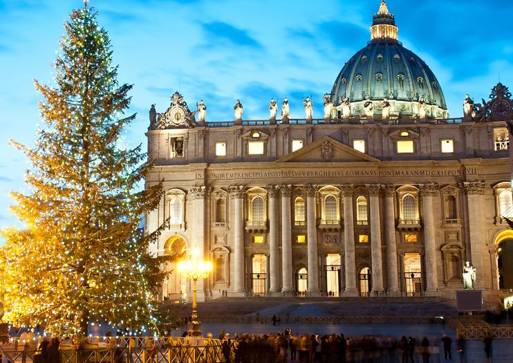 Navidad y Año Nuevo en Roma