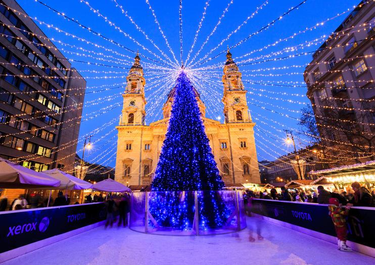 Mercati di Natale a Budapest