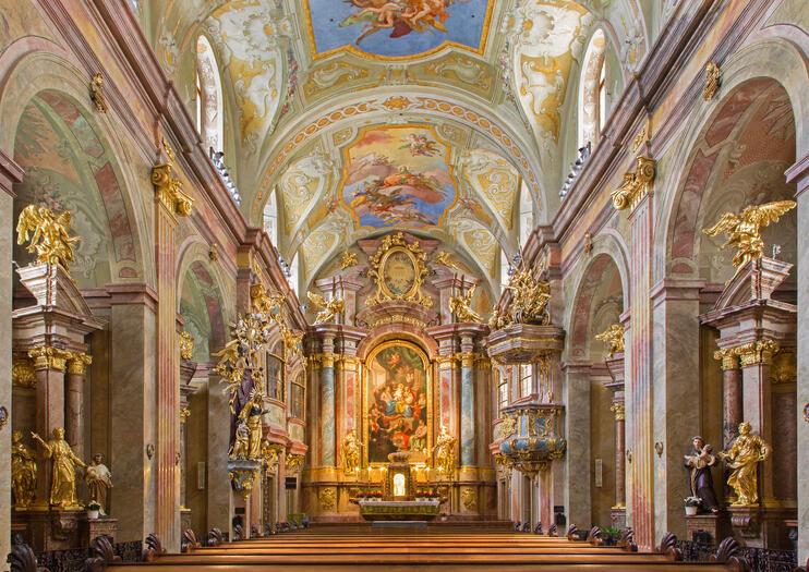 St. Anne's Church (Annakirche)