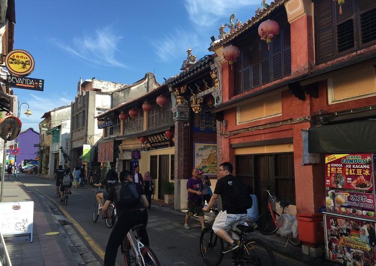 Penang Armenian Street (Lebuh Armenian)