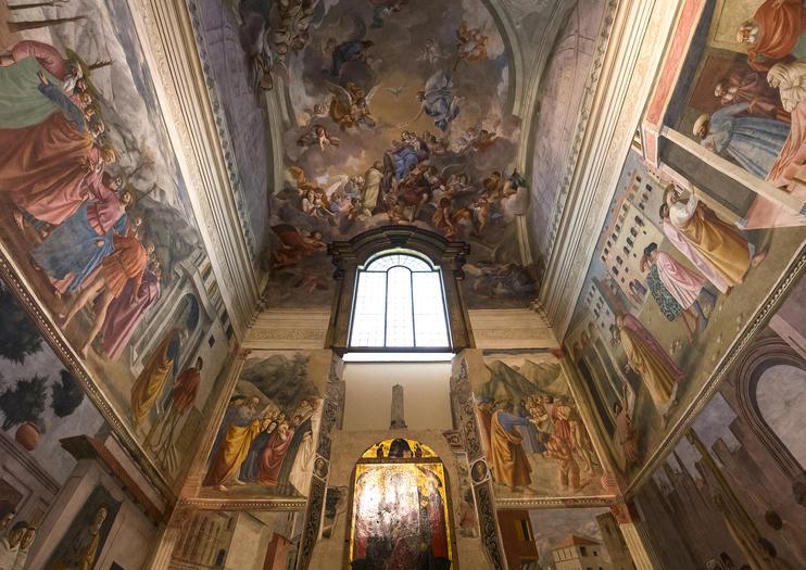 Brancacci Chapel (Cappella Brancacci)