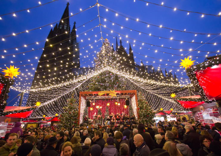 Ways to Celebrate Christmas in Cologne