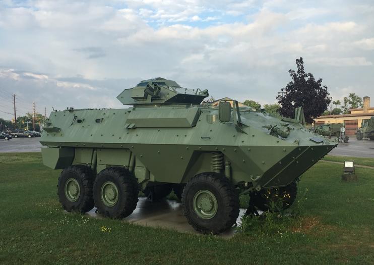 Royal Canadian Regiment Museum