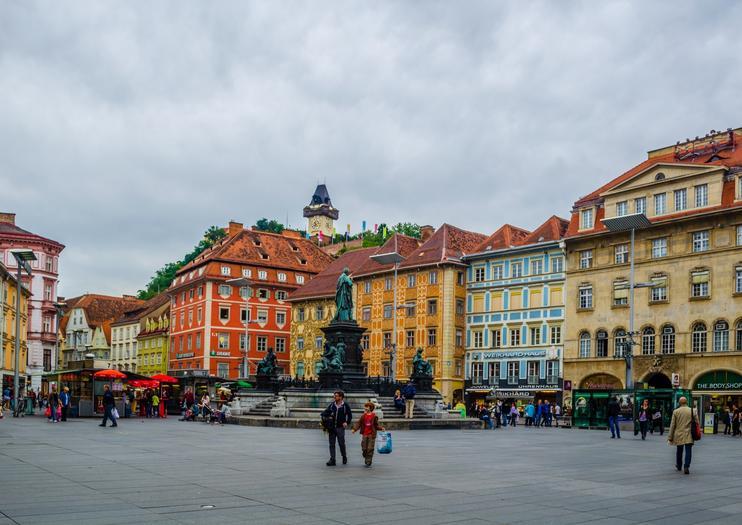 Graz Main Square (Hauptplatz)