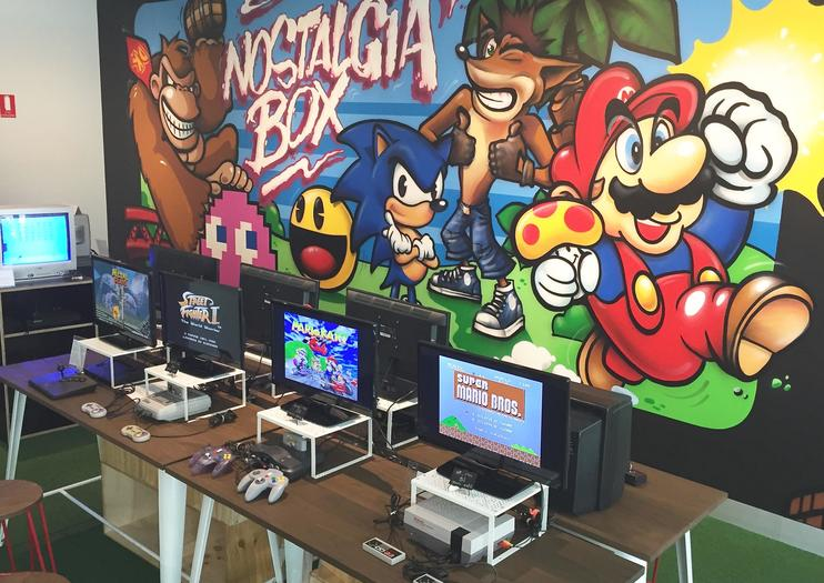 The Nostalgia Box Museum