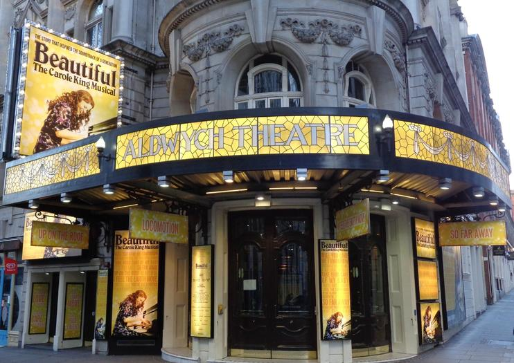 The Best Aldwych Theatre Tours, Tickets + Activities to