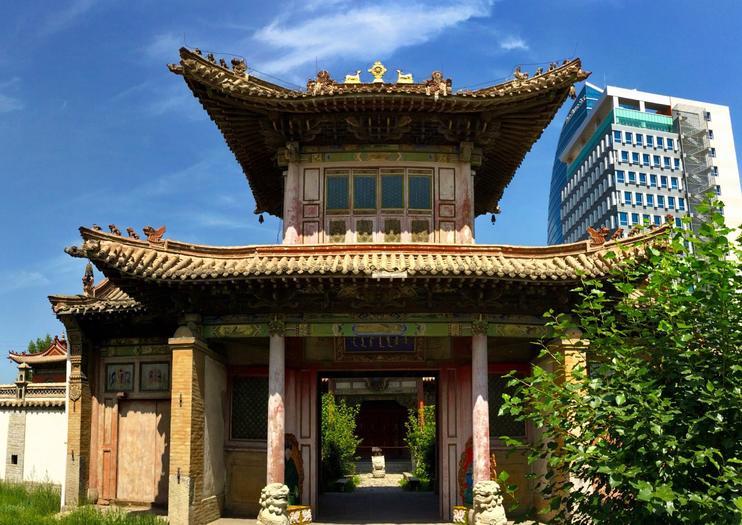 Choijin Lama Temple Museum
