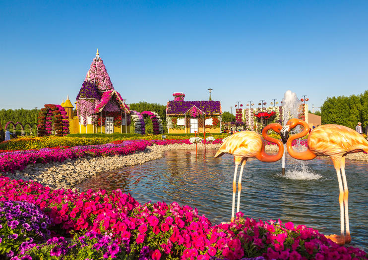 The 10 Best Dubai Miracle Garden Tours Tickets 2021 Viator