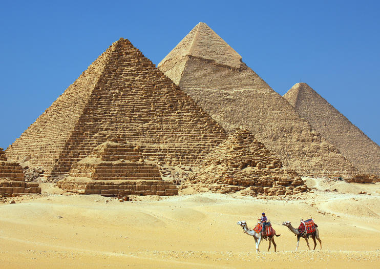 Great Pyramid of Giza (Khufu Pyramid)