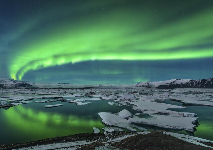 Tours Aurora Boreal a partir de Reykjavik