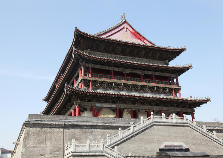 Drum Tower Square