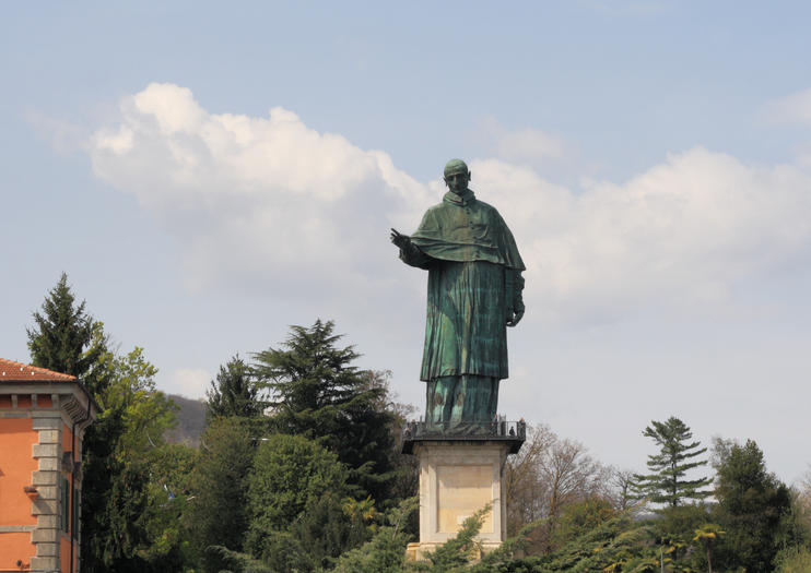 Colossus of San Carlo Borromeo (Sancarlone)