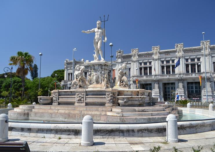 Fountain of Neptune (Fontana di Nettuno)