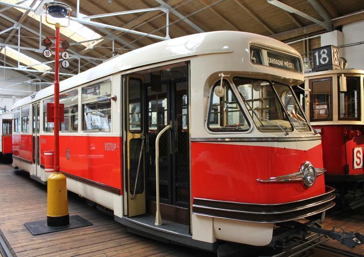 Public Transport Museum (Muzeum MHD)