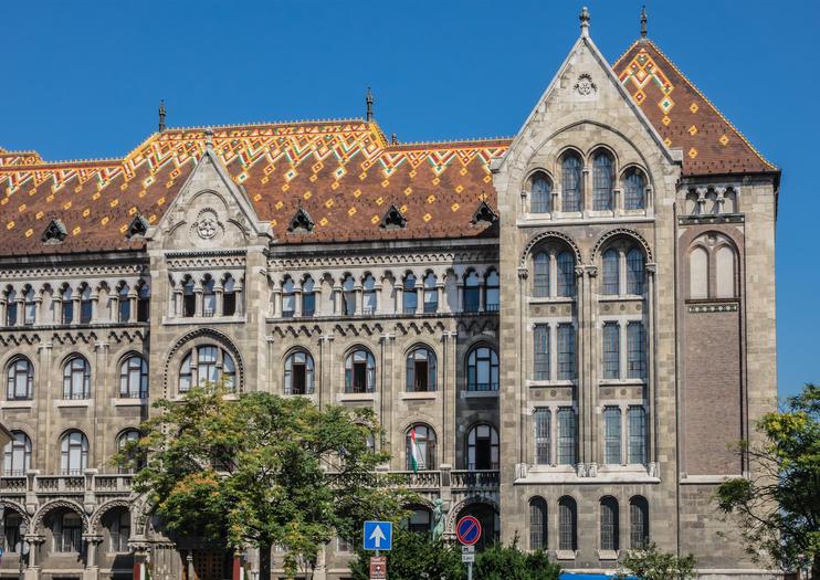 House of Hungarian Art Nouveau