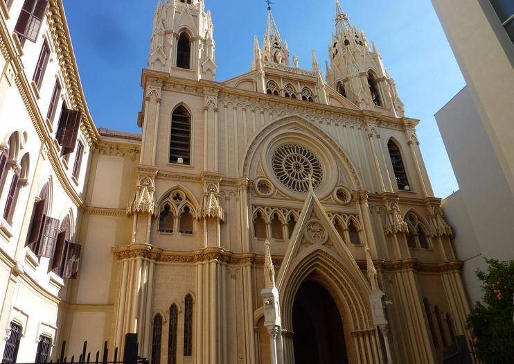 Sacred Heart Church Málaga (Sagrado Corazón Málaga)