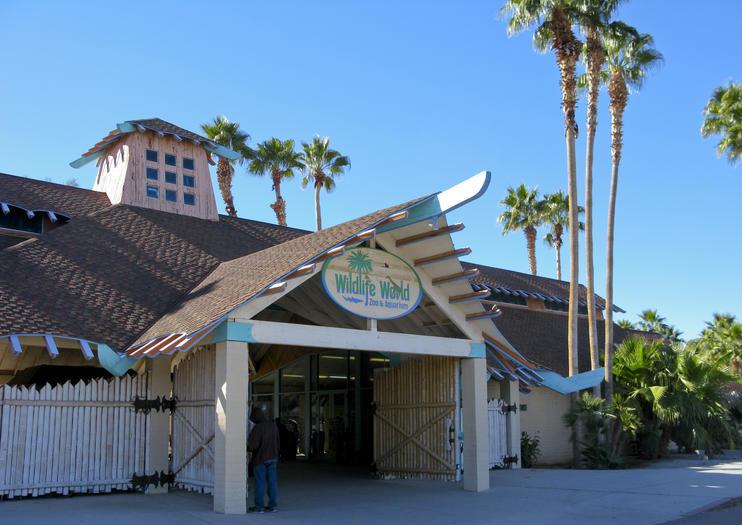 Wildlife World Zoo Aquarium and Safari Park