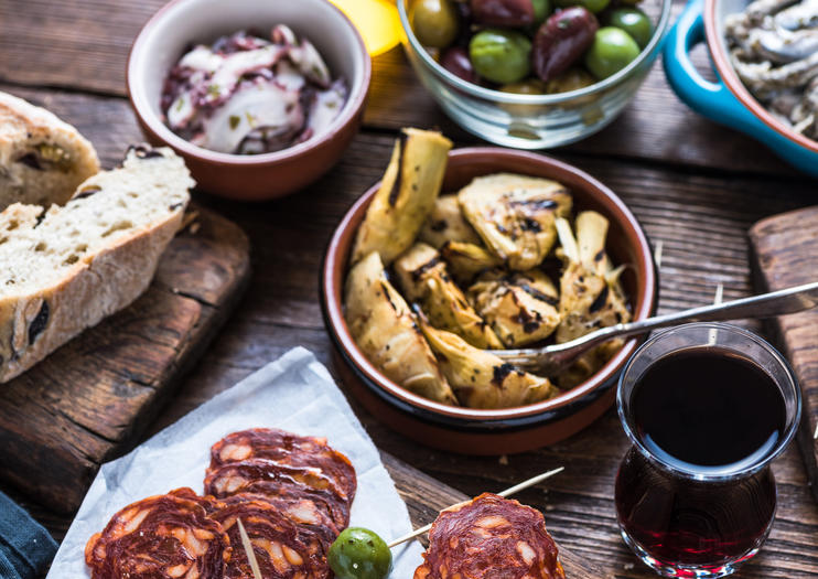 Where to Eat and Drink in Europe