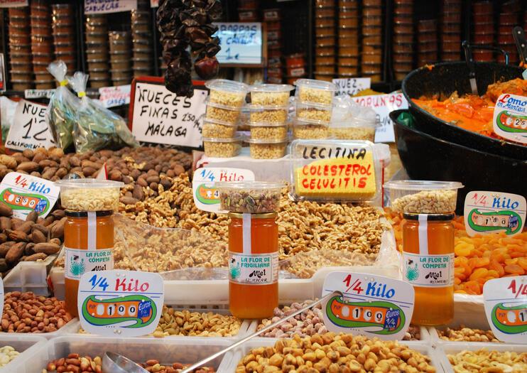 Atarazanas Market