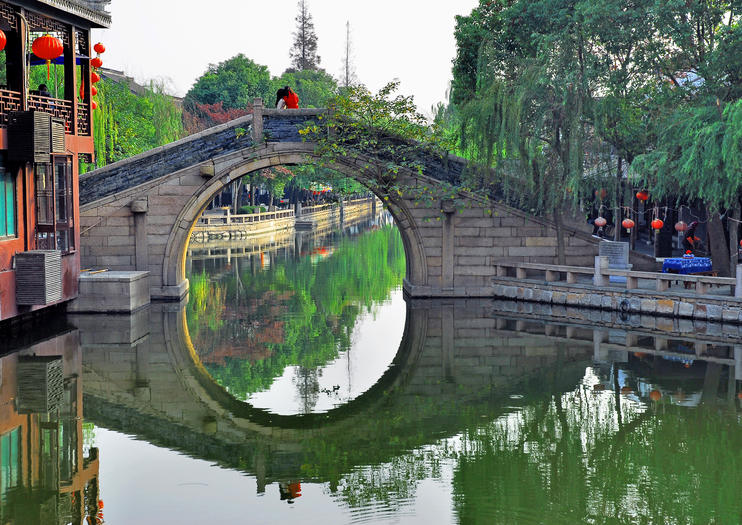 Suzhou y Zhouzhuang