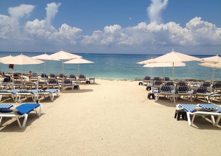 Best Beach Clubs in Cozumel