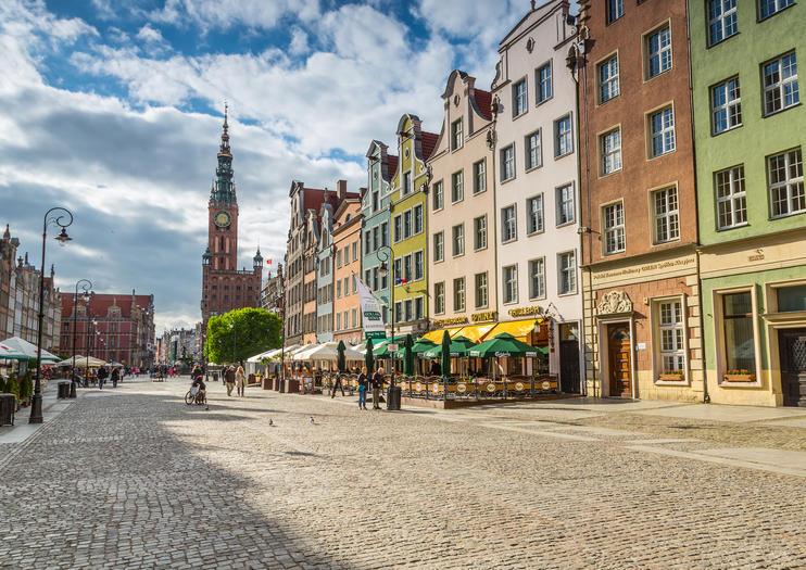 Gdansk Old Town (Gdańsk Stare Miasto)
