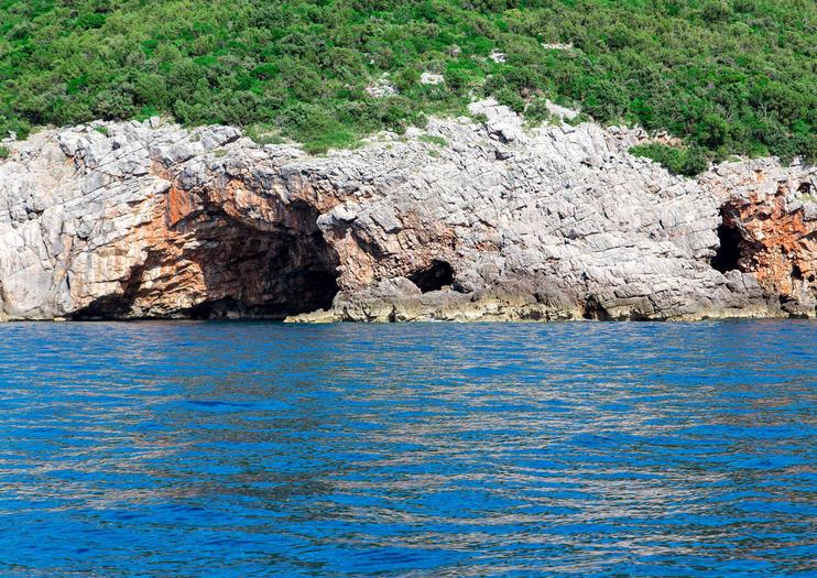 Blue Cave (Plava Spilja)