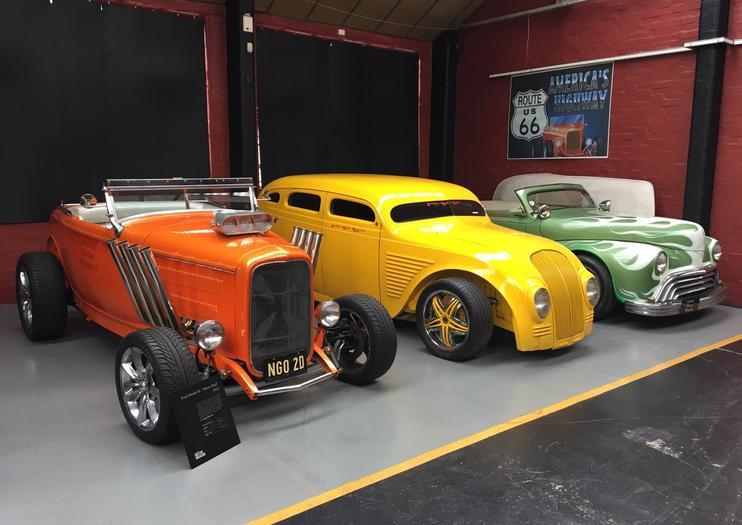London Motor Museum
