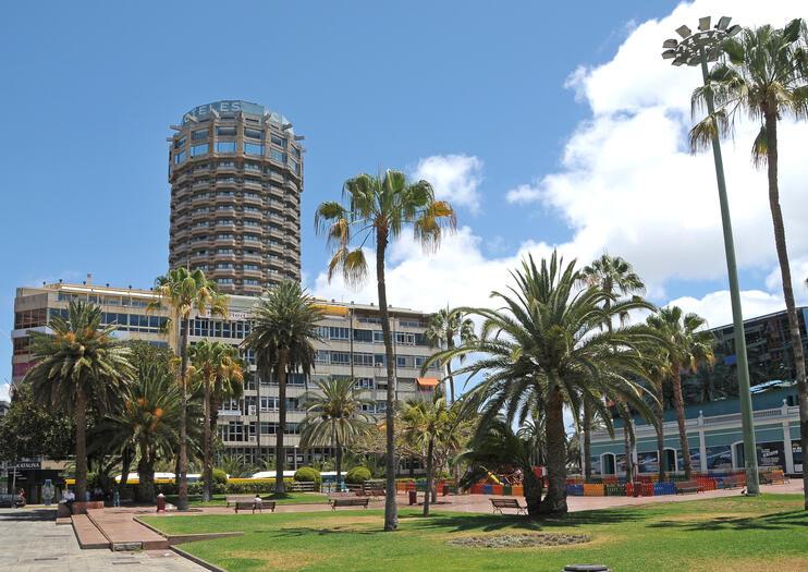 Santa Catalina Park (Parque de Santa Catalina)