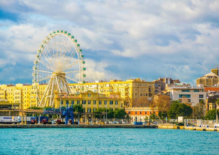Malaga Ferris Wheel (Noria Mirador Princess)