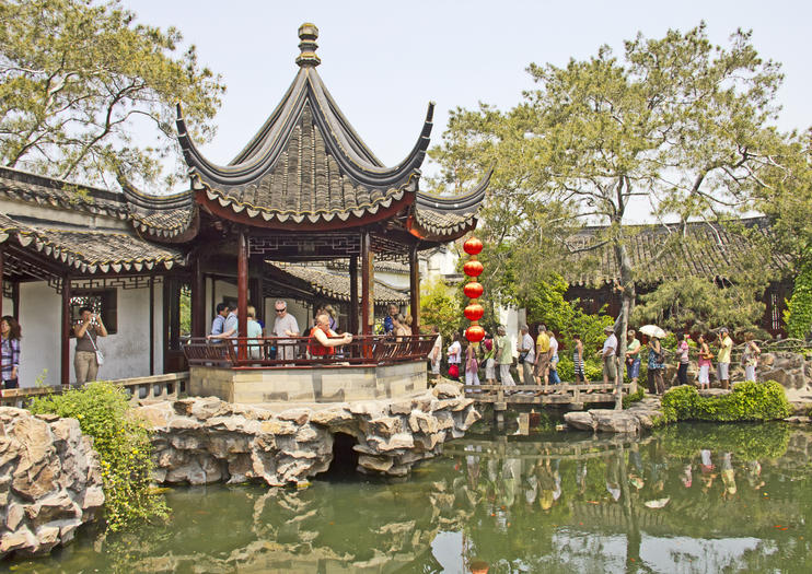 Lion Grove Garden (Shizilin)