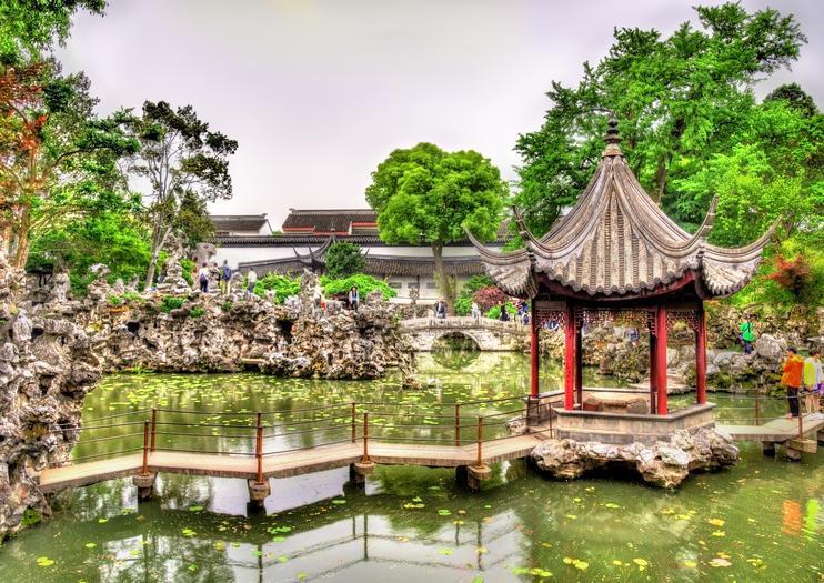 Sozhou, grad sa najlepšim baštama na svetu 420168_Suzhou_ClassicalGardens_bridge_shutterstock_425547664