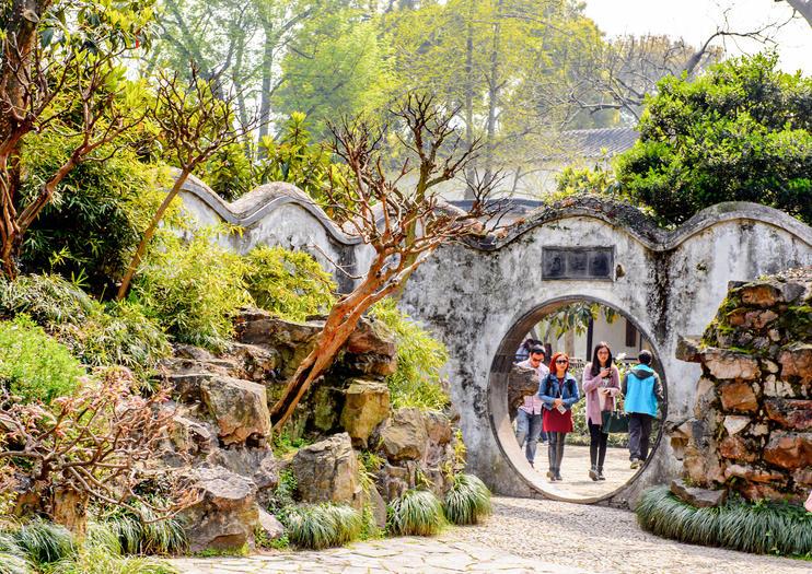 Humble Administrator's Garden (Zhuo Zheng Yuan)