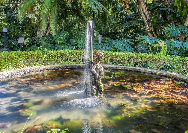 Malaga Botanical Gardens (Jardín Botánico Histórico La Concepción)