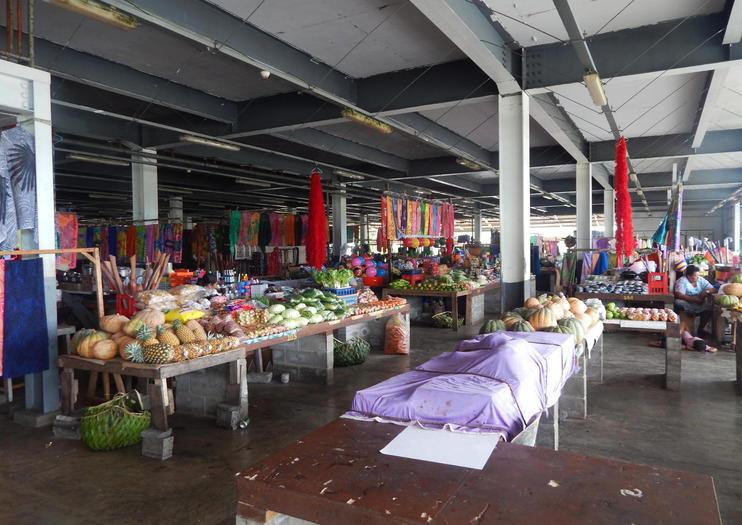 Salelologa Market