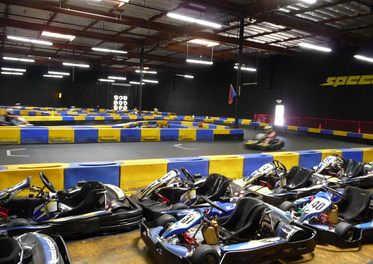 Speed Circuit Family Fun Center