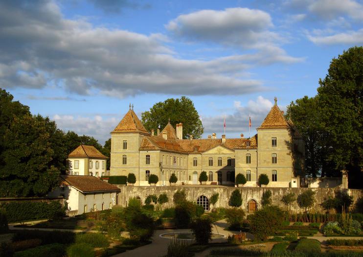 Prangins Castle (Chateau de Prangins)