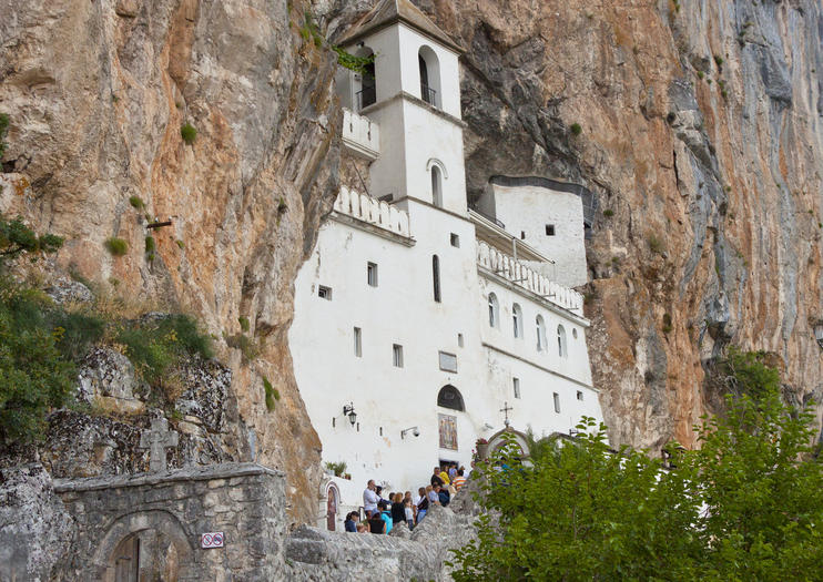 Ostrog Monastery (Manastir Ostrog)