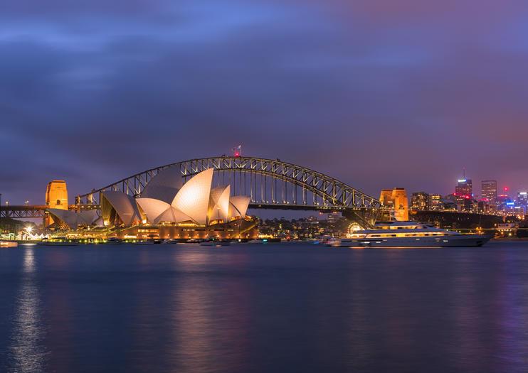 Sydney på en dag