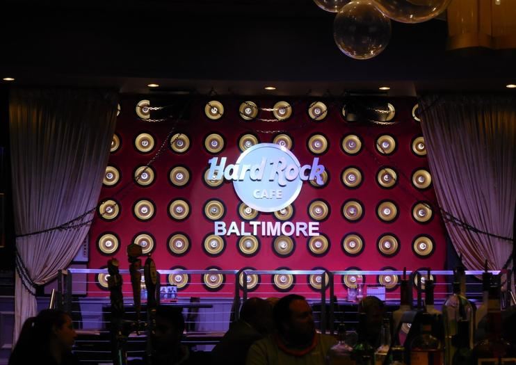 Hard Rock Café Baltimore