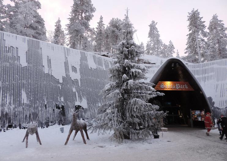 SantaPark Arctic World