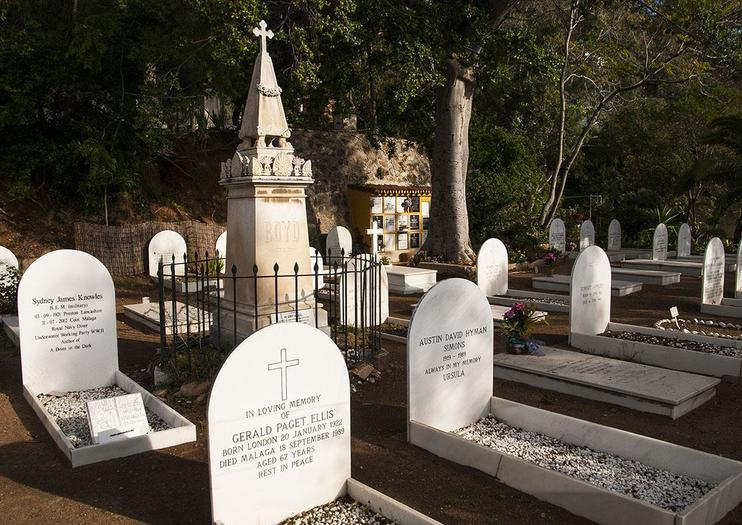 Málaga English Cemetery