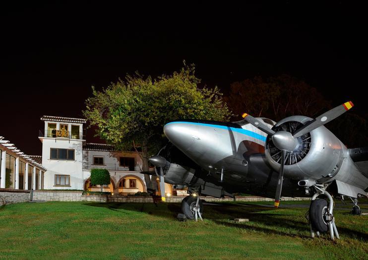 Malaga Aeronautical Museum (Museo Aeronautico de Malaga)
