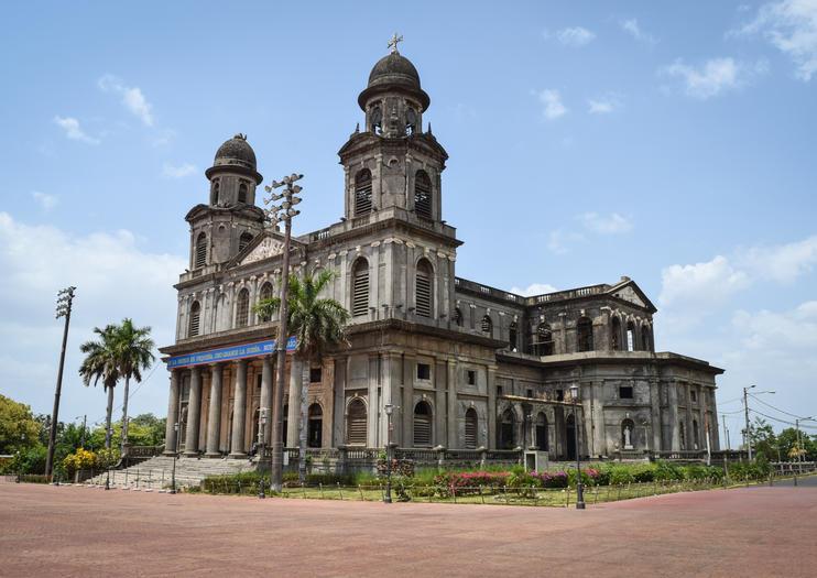 Antigua Catedral de Managua (Catedral de Managua)