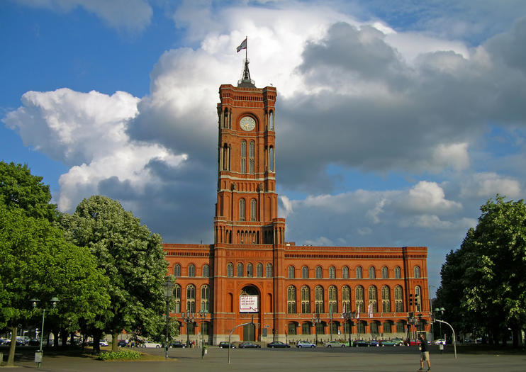 "Berliner Rathaus (""Rotes Rathaus"")"