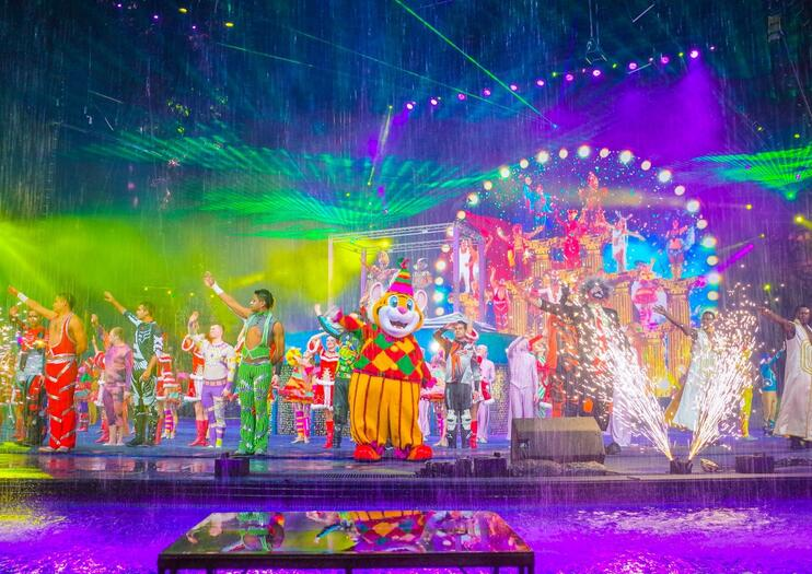 Cirque international de Chimelong