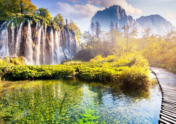Plitvice Lakes Tours from Zagreb