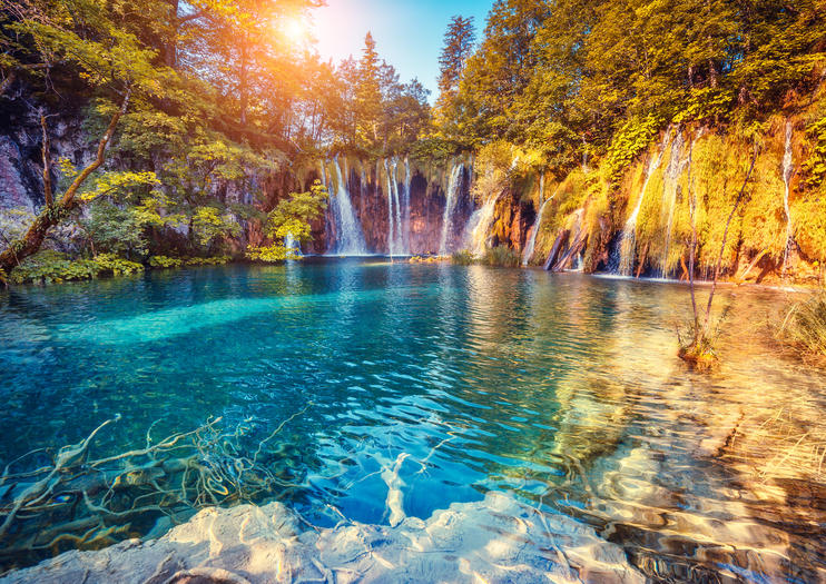 Plitvice Lakes Tours from Zadar