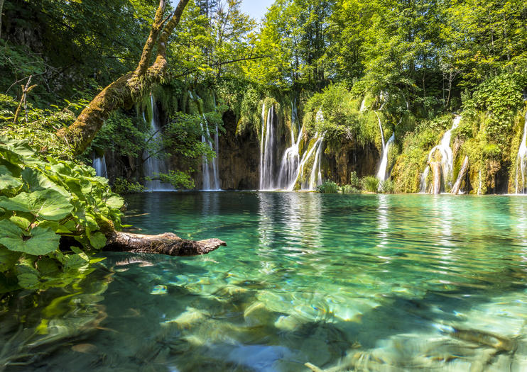 Plitvice Lakes Tours from Split